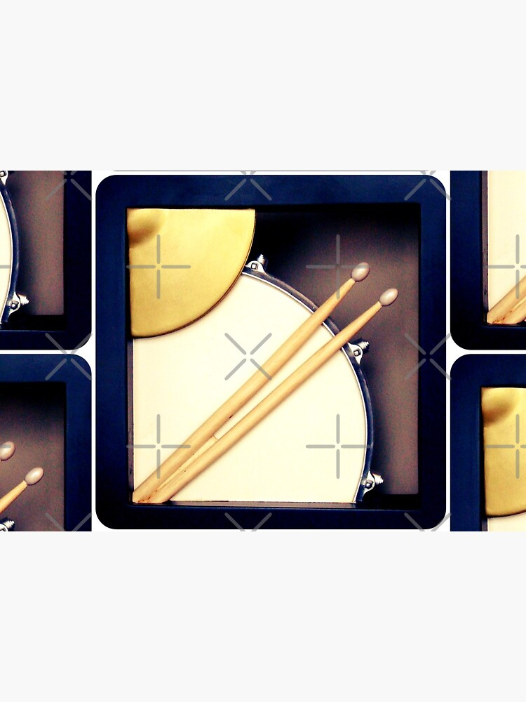 Drums, Drum stickers  by PicsByMi