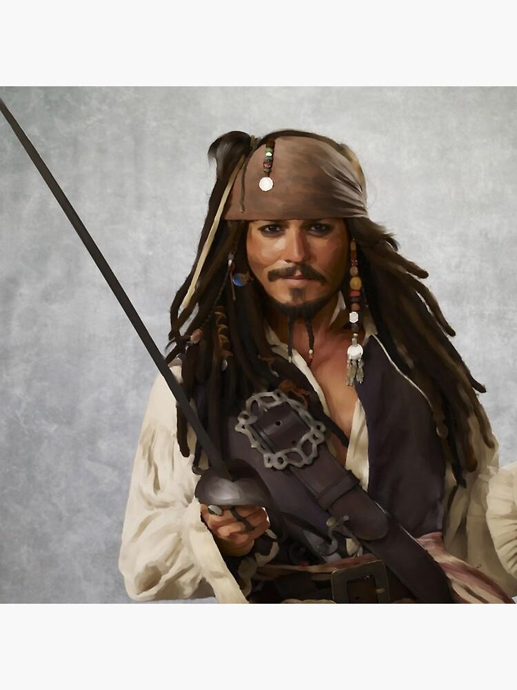 Captain Jack Sparrow von Epopp300