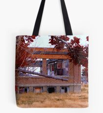 Houston School....Deterioration Tote Bag