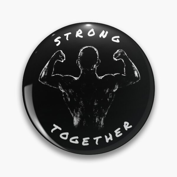 Strong Together - Tina Nguyen Pin