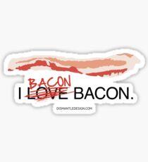 I Bacon Bacon Sticker
