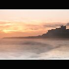 Bamburgh Castle by james  thow