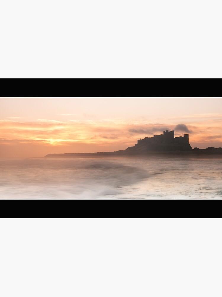Bamburgh Castle by tontoshorse