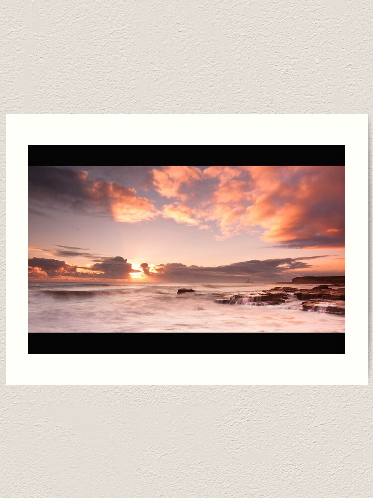 Alternate view of Seaton Sluice Art Print