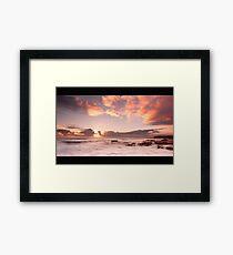 Seaton Sluice Framed Print