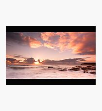 Seaton Sluice Photographic Print