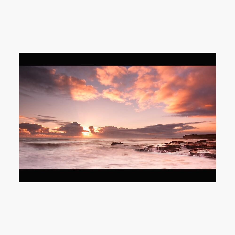 Seaton Sluice Photographic Print