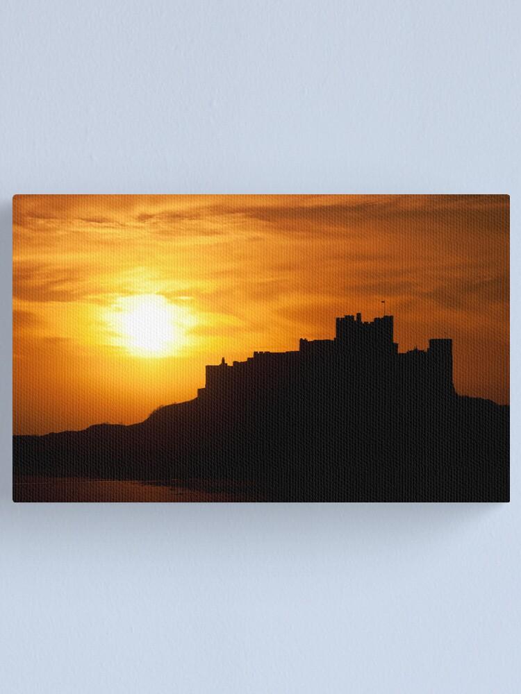 Alternate view of Castle Canvas Print