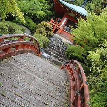 Daigoji - bridge by 00xeno00