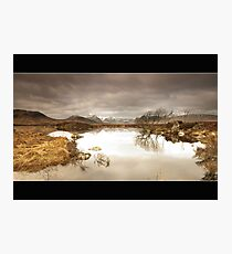 Rannoch Photographic Print