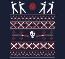 Zombie Christmas Shirt
