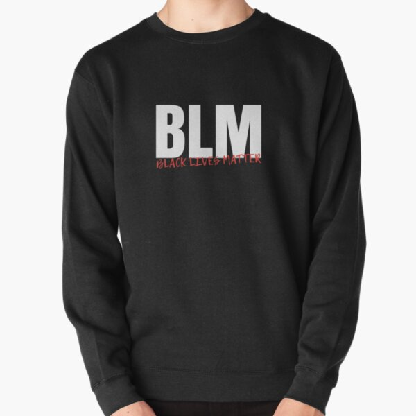 T-Shirt BLM Black Lives Matter STOP Racism now - Gegen Rassismus Pullover