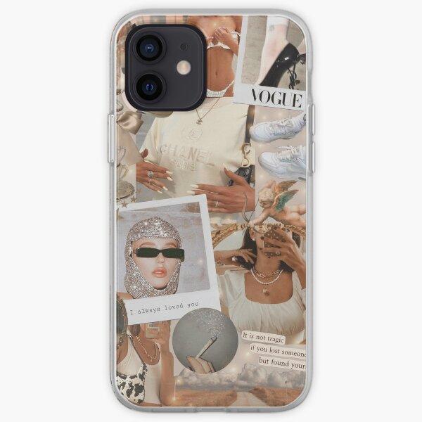 Vintage Fashion Aesthetic phone case iPhone Soft Case