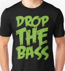 Drop The Bass (Neon) Unisex T-Shirt