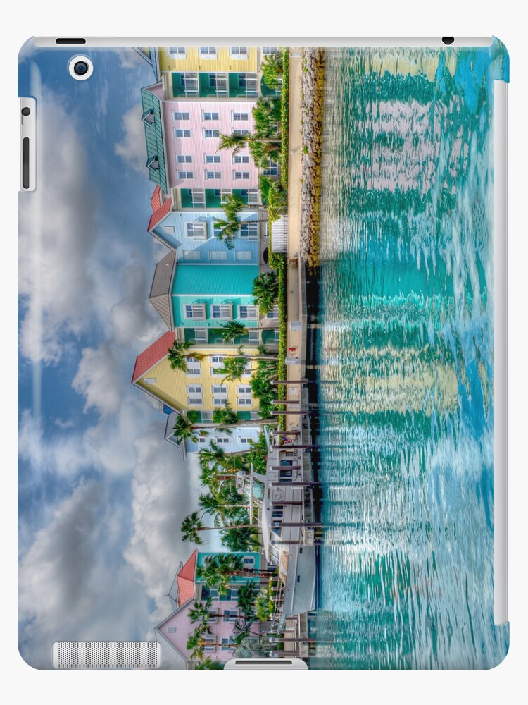 Harbour Life   iPad Case by Jeremy Lavender Photography