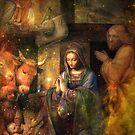 Nativity by Carol Bleasdale