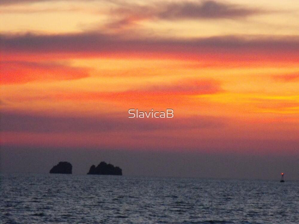 Athens Sunset: Greece by SlavicaB