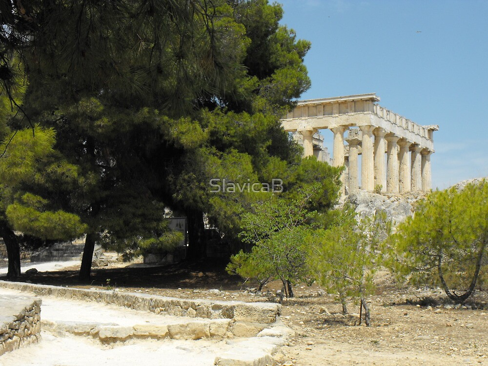 Ancient Greece 1 by SlavicaB