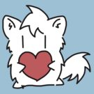 Mroo sends love to the World by Mroo
