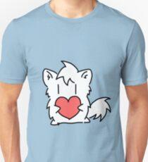 Mroo sends love to the World Unisex T-Shirt