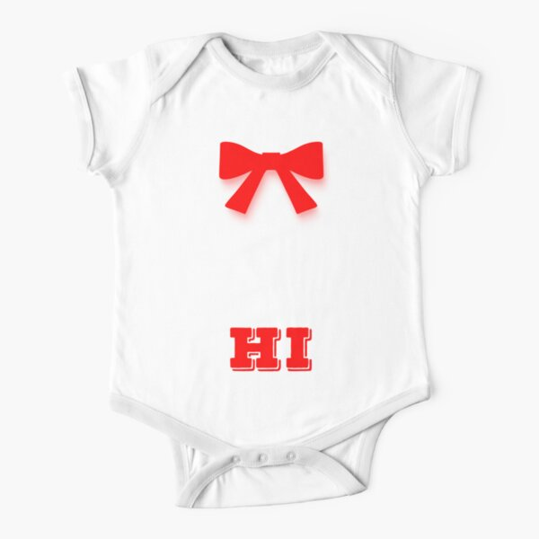 I Love Fun /& Trendy Baby Bodysuit My Awesome Mimi Mashed Clothing Unisex-Baby Red Heart