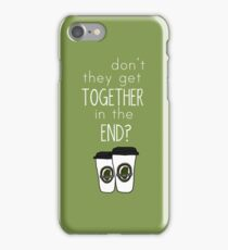 Don't even bother dummy, it's on me. iPhone Case/Skin