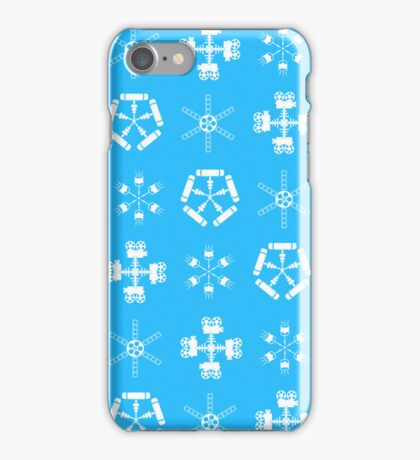 Filmmakers' Snowflakes iPhone Case/Skin