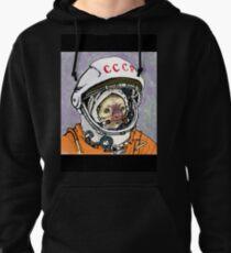 Cosmonaut Sloth Pullover Hoodie
