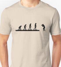 99 Steps of Progress - Memory Unisex T-Shirt