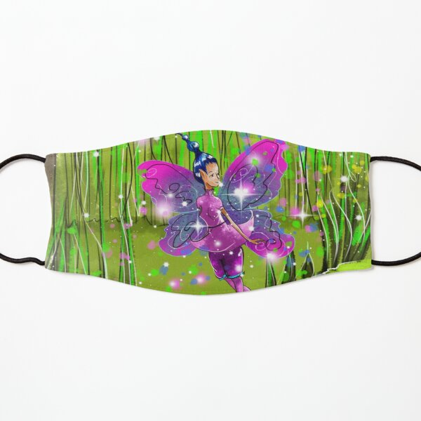 Neona the Natural Materials Fairy™ Kids Mask