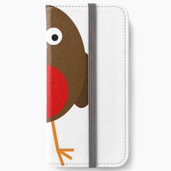 Cute Robin iPhone Wallet
