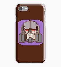 Pixel Megatron [IDW] iPhone Case/Skin