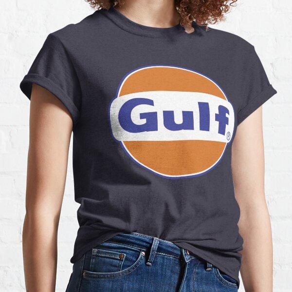 Vintage gasoline sign Classic T-Shirt