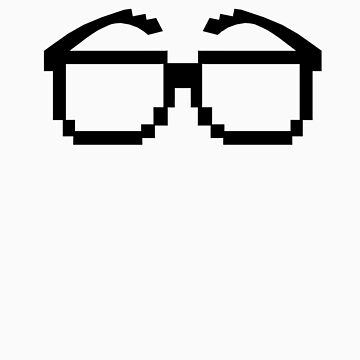 Pixel Glasses by EightByte
