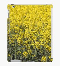 Canola iPad Case/Skin