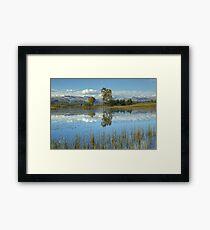 Wise Een Tarn, Cumbria Framed Print