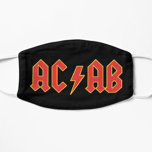 acab - logo acdc Masque sans plis
