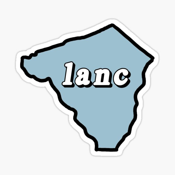 LANCASTER PA  Sticker