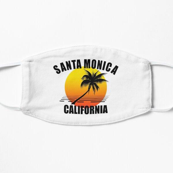 California vacationers and LA tourists. Mask