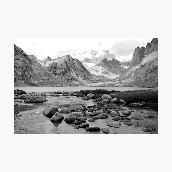 Titcomb Basin Photographic Print