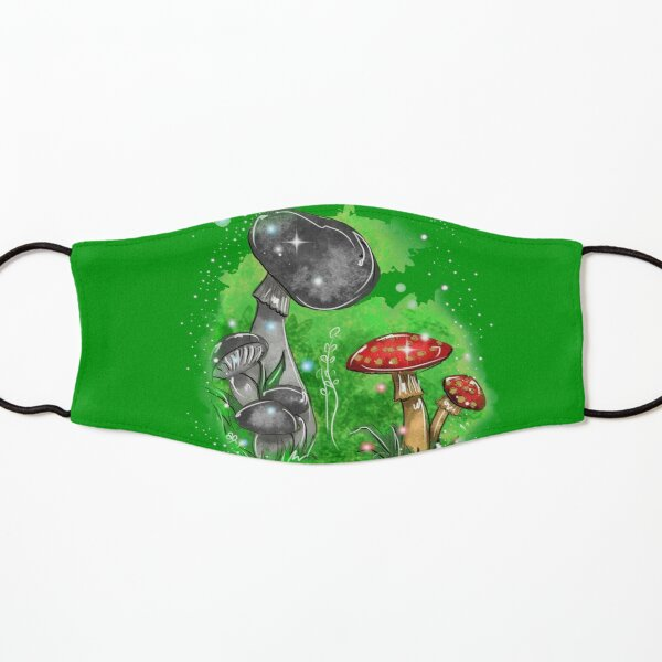 Tivona the Toadstool and His Mushroom Friend ™ Kids Mask
