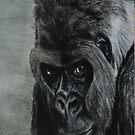 Gorilla Iphone Case by gogston