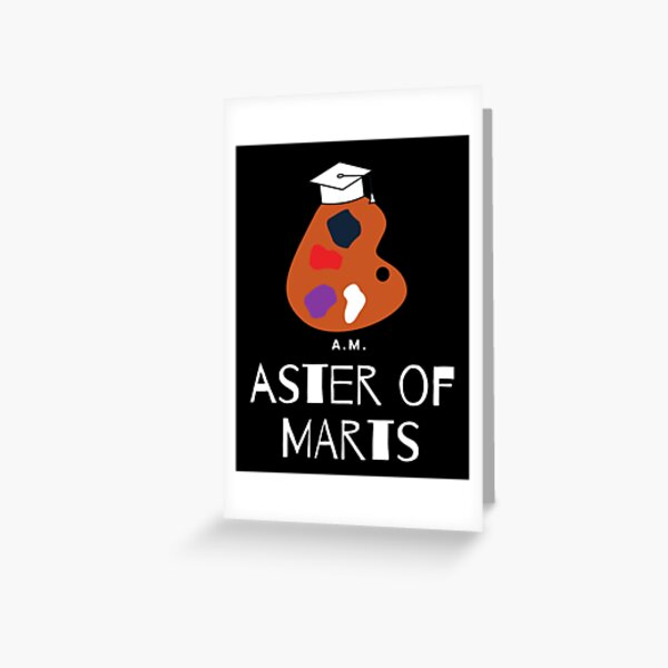 Aster of Marts by Bambozld Grußkarte