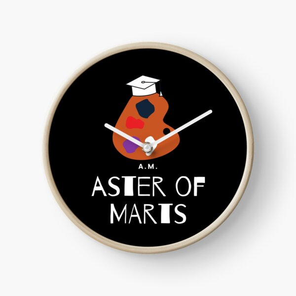 Aster of Marts by Bambozld Uhr