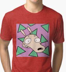 Rocko - Rocko's modern life Tri-blend T-Shirt