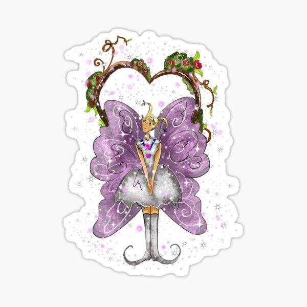 Trixy the Trellis Fairy™ Sticker