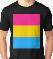 Pansexual Pride  Unisex T-Shirt