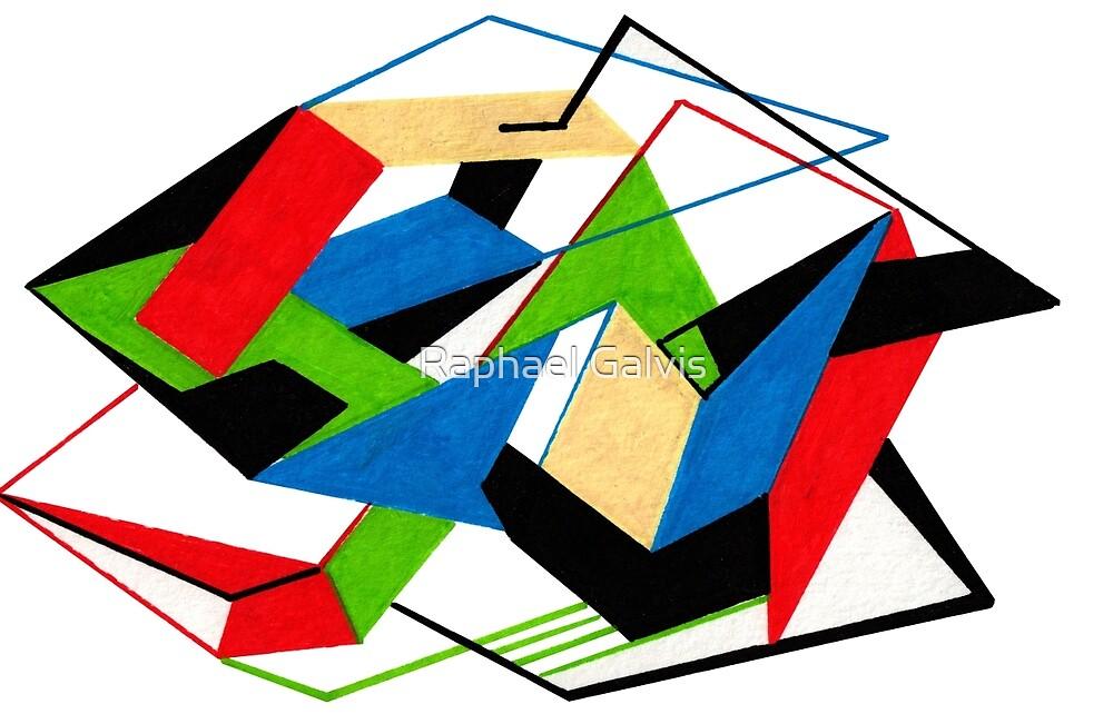 Freeform 1 by Raphael Galvis