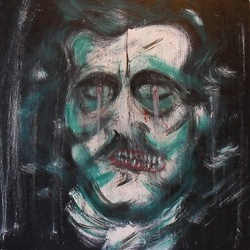 "Edgar Allan Poe ""Death"" by edwoods1987"