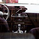 Mercedes-Benz C 180 Turbo [ Print & iPad / iPod / iPhone Case ] by Mauricio Santana